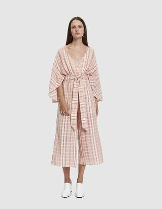 Farrow Blanca Striped Jumpsuit