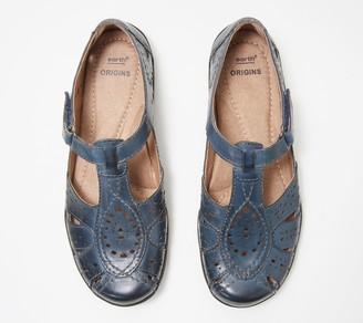 Earth Origins Leather Slip-On Shoes - Rapid Tatum