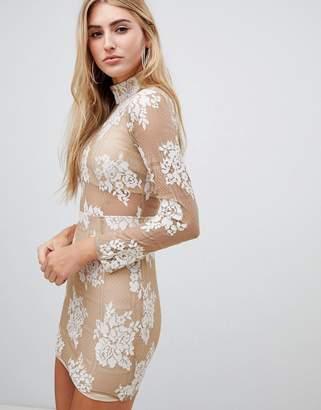 Missguided sleeveless dress