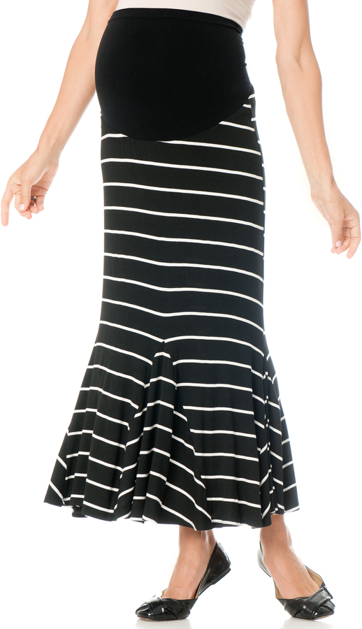Motherhood Secret Fit Belly® Maternity Skirt