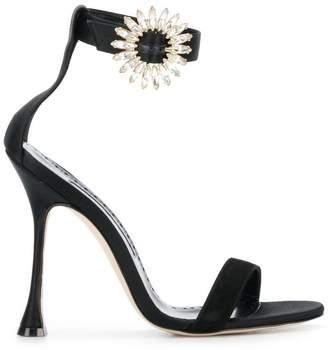 Manolo Blahnik Nabasa 115 sandals