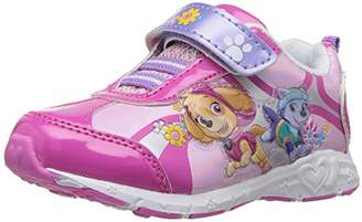 Nickelodeon Paw Patrol Girl Sneakers with Velcro Strap