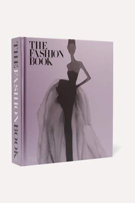 Phaidon The Fashion Book Hardcover Book - Purple