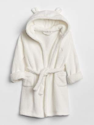 Gap Fleece Bear Robe