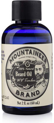 Mountaineer Brand Beard Oil - WV Timber, 2 fl. oz. / 60 ml