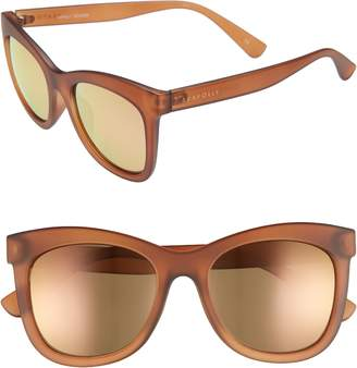 Seafolly Manly 52mm Cat Eye Sunglasses