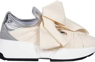 MM6 MAISON MARGIELA Bow Tie Sneakers