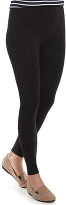 Croft & Barrow Women's Tummy Control Pull-On Leggings