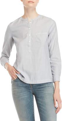 Levi's Striped Pocket Shirt