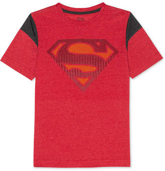 Dc Comics Big Boys Superman Graphic-Print T-Shirt