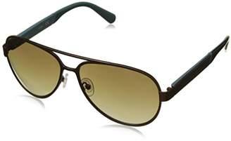 GUESS Men's GU6869 Sunglasses,61