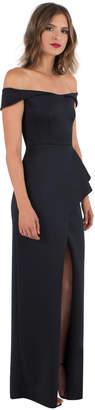 Black Halo Padma Gown