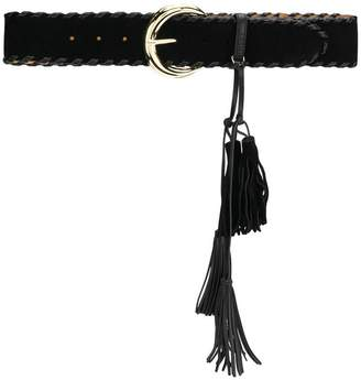 Twin-Set long tassel belt