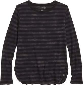 Treasure & Bond Washed Stripe T-Shirt