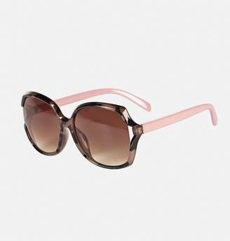 Avenue Blush Stem Tortoise Sunglasses