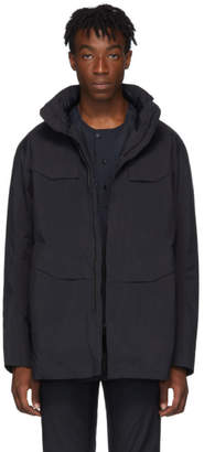 Veilance Black Field Is Jacket