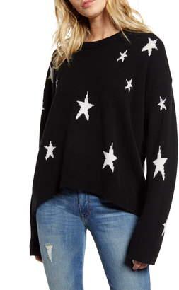 Zadig & Voltaire Markus C Star Pattern Cashmere Sweater
