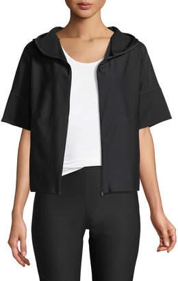 Natori Power Fit Short-Sleeve Jacket