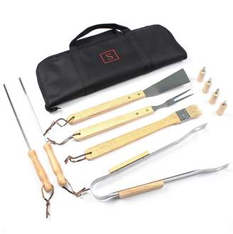 Cathy's Concepts Monogram BBQ Grill Tools
