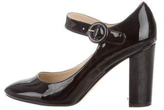 Marc Fisher Patent Leather Mary Jane Pumps