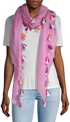 Bindya Women's Double Tassel Scarf