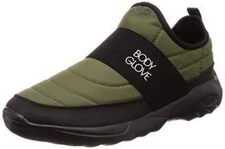 Body Glove (ボディー グローヴ) - [ボディグローブ] モックスリッポン 防水ブーツ クロッグ BG990 KHAKI 23 cm