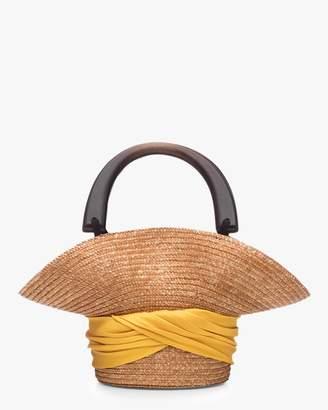 Eugenia Kim Evie Mini Straw Bag