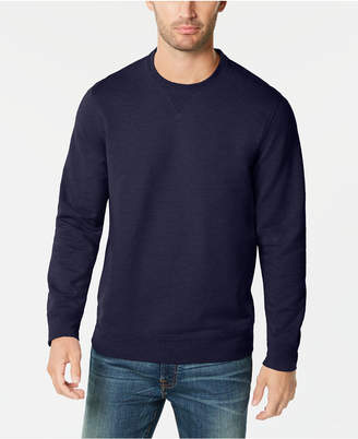 Club Room Men's Fleece Sweatshirt