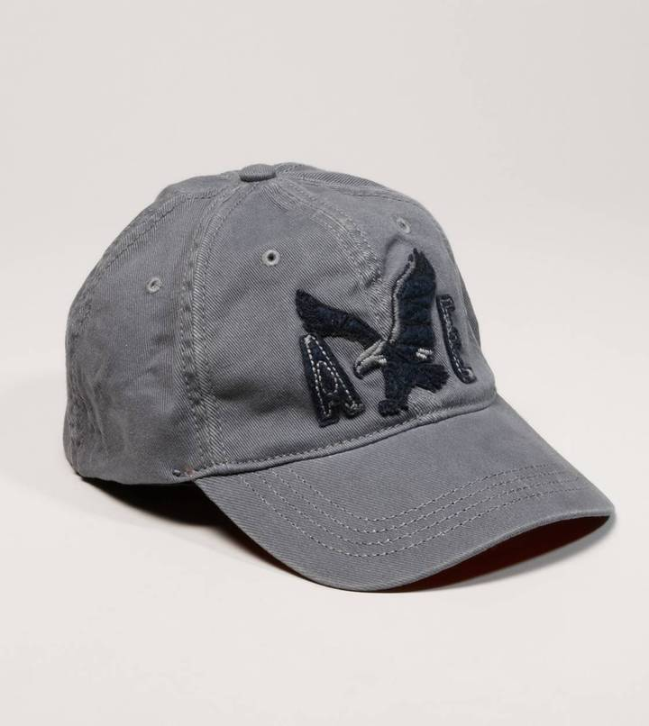 American Eagle AE Signature Fitted Baseball Cap