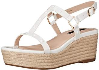 Kensie Women's Tavi Platform Sandal