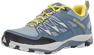 Columbia Women's Wayfinder Outdry Hiking Shoe, Waterproof & Breathable,5 Regular US