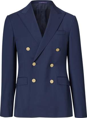 Ralph Lauren Wool Serge Suit Jacket