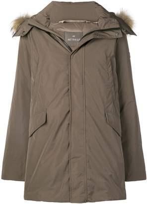 Hetregó hooded parka coat