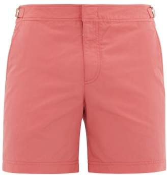 69a18c795a Orlebar Brown Bulldog Swim Shorts - Mens - Pink