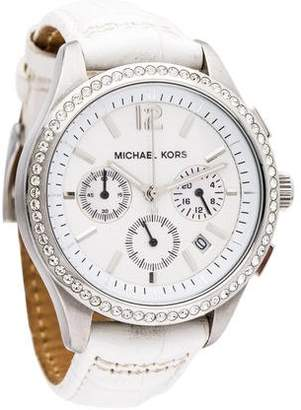 Michael Kors Glitz Chronograph Watch