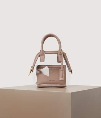 Matt & Nat GESSI MINI Satchel - Clear Velvet