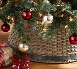 Pottery Barn Basket Tree Collar