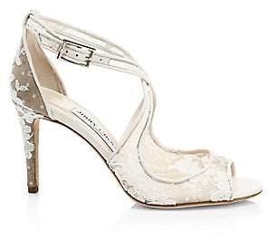 757c3d3423aa Jimmy Choo Crisscross Straps Women s Sandals - ShopStyle