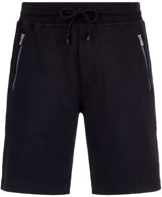 Brunello Cucinelli Jersey Bermuda Shorts
