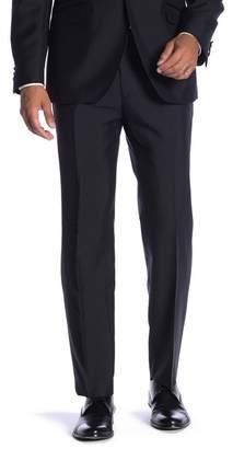 "Co SAVILE ROW New Heathrow Black Modern Fit Tuxedo Pants - 30-34\"" Inseam"