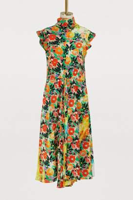 Prada Sleeveless midi dress