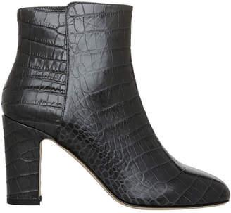 Domenica Grey Boot