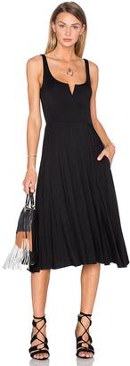 House of Harlow x REVOLVE Elle Tank Dress $168 thestylecure.com