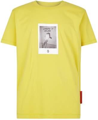 Marcelo Burlon County of Milan Polaroid Rose T-Shirt