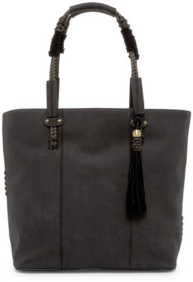 Steve Madden Emerson Faux Leather Tote $95 thestylecure.com