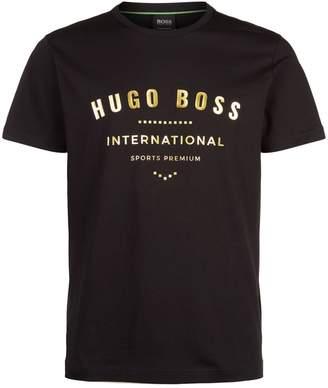 BOSS GREEN Foil Logo T-Shirt
