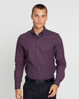 yd. Leeman Slim Fit Shirt