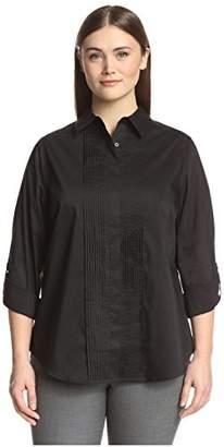 Society New York Women's Pleated Tunic