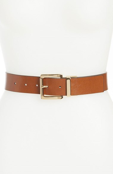 MICHAEL Michael Kors Reversible Belt