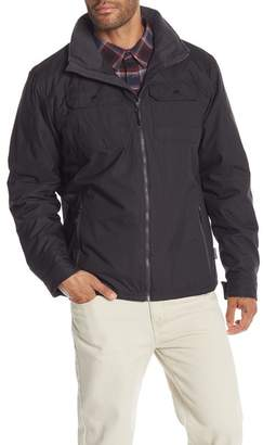 Free Country Jacket With Packable Hoodie